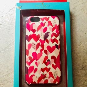Kate Spade IPhone 6s phone case